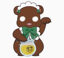 Lucky Bear Lulu One Piece - Long Sleeve