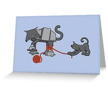 Good Shot Janson Greeting Card