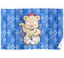 Lucky Bear Kureha Poster
