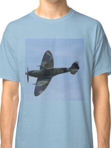 WWII British Spitfire Classic T-Shirt