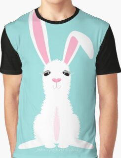FUZZY WUZZY WITTLE BUNNY Graphic T-Shirt