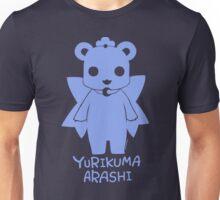 Yuri Kuma Kureha Bear Silhouette  Unisex T-Shirt