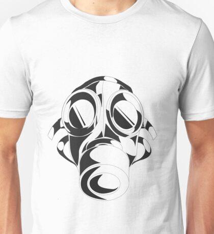 S10 Respirator vector Unisex T-Shirt