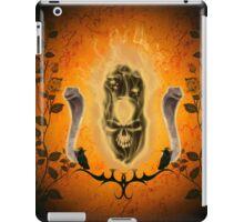 Awesome skulls iPad Case/Skin