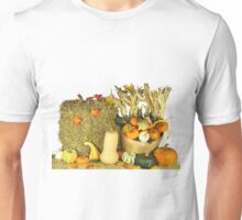 Happy Thanksgiving Day. Unisex T-Shirt
