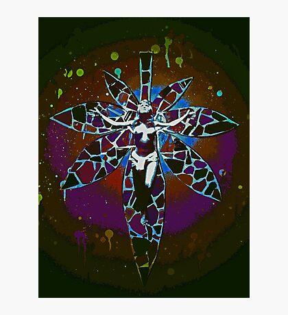 The Crucifixion of Mari Photographic Print