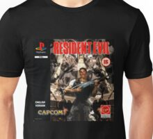 Resident Evil Original Destressed Unisex T-Shirt