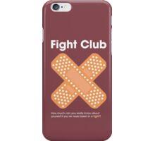 Fight Club iPhone Case/Skin