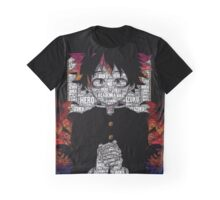 Izuku Midoriya - Boku no Hero Academia | My Hero Academia (Normal Design) Graphic T-Shirt