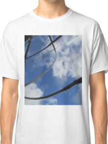 Cloud Scar Classic T-Shirt