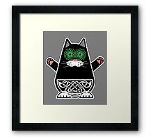 What's New Pussycat? Framed Print