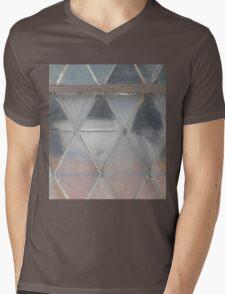 Frost Stain Mens V-Neck T-Shirt