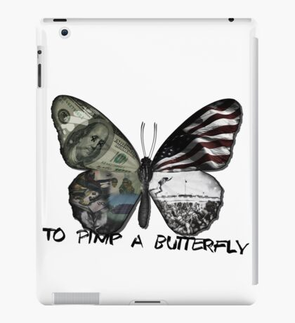 To Pimp A Butterfly iPad Case/Skin