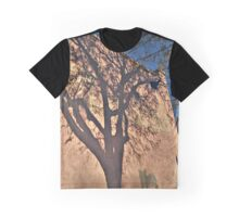 Shadow Of A Tree Graphic T-Shirt
