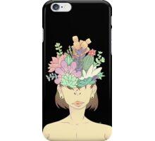 A Garden Growing  iPhone Case/Skin