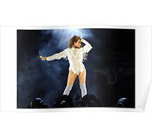 Beyoncé - Formation World Tour ATLANTA  Poster