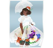 Bouquet Belle Poster