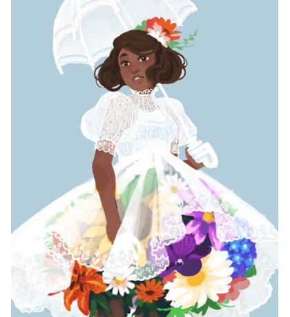 Bouquet Belle Sticker