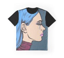Turtleneck Tears Graphic T-Shirt