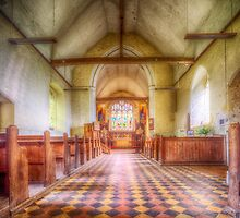 Church of St Botolph by Nigel Bangert