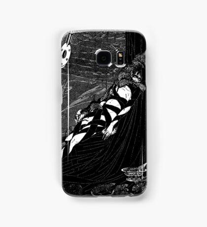 Harry Clarke - Edgar Allen Poe Samsung Galaxy Case/Skin