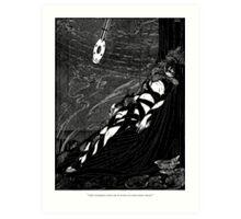 Harry Clarke - Edgar Allen Poe Art Print