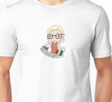 ninja hacker goddess Unisex T-Shirt