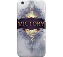 league of legends Victory iPhone Case/Skin
