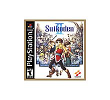 Suikoden 2 Cover Art Photographic Print