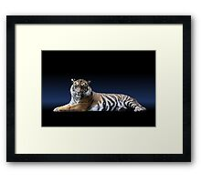 In Repose Framed Print