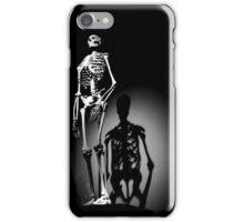 human anatomy t-shirt, human skeleton iPhone Case/Skin