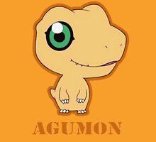 Digimon Adventure Agumon Unisex T-Shirt
