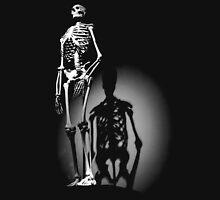 human anatomy t-shirt, human skeleton Unisex T-Shirt