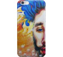 Mike Johnston Heady Convo's with Jimmy EP Album Cover iPhone Case/Skin