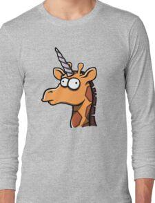 Fred - The Last Girafficorn Long Sleeve T-Shirt