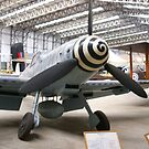 Bf-109  by Woodie