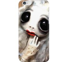 Fairy with Jackalope  iPhone Case/Skin