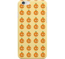 Orange Bird iPhone Case/Skin
