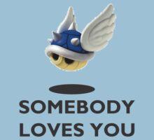 Blue Shell Mario Kart by -StormChaser-