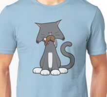 Cat and Mouse Unisex T-Shirt
