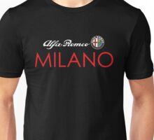 ALFA ROMEO 2 Unisex T-Shirt