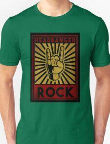 Headbanger  Unisex T-Shirt