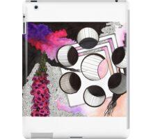 Trumpet Flowers  iPad Case/Skin