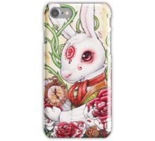 Rabbit Hole iPhone Case/Skin