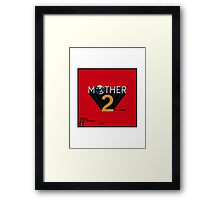 Mother 2 aka Earthbound Japanese Cover Art Framed Print