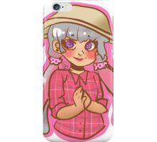 Judy Hopps On the Farm iPhone Case/Skin