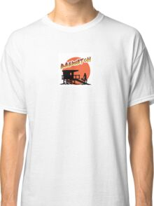 BAEwatch Lifeguard Shack Classic T-Shirt