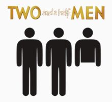 Two and a half men Baby Tee