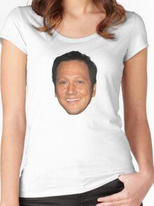 Rob Schneider Women's Fitted Scoop T-Shirt