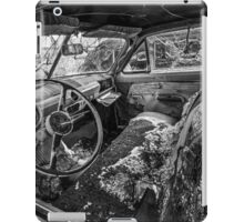 Church Buggy - BW iPad Case/Skin